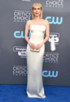 Emma Roberts - Santa Monica - 11-01-2018 - Critics' Choice Awards: sul red carpet si rivedono... i colori!