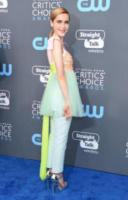 Kiernan Shipka - Santa Monica - 11-01-2018 - Critics' Choice Awards: sul red carpet si rivedono... i colori!