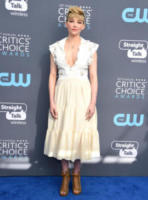 Haley Bennett - Santa Monica - 11-01-2018 - Critics' Choice Awards: sul red carpet si rivedono... i colori!