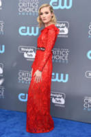 Skyler Samuels - Santa Monica - 11-01-2018 - Critics' Choice Awards: sul red carpet si rivedono... i colori!
