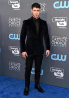 Nick Jonas - Santa Monica - 11-01-2018 - Critics' Choice Awards: sul red carpet si rivedono... i colori!