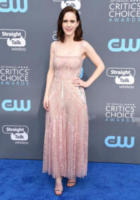 Rachel Brosnahan - Santa Monica - 11-01-2018 - Critics' Choice Awards: sul red carpet si rivedono... i colori!