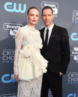 Michael Polish, Kate Bosworth - Santa Monica - 11-01-2018 - Critics' Choice Awards: sul red carpet si rivedono... i colori!