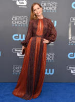 Leslie Mann - Santa Monica - 11-01-2018 - Critics' Choice Awards: sul red carpet si rivedono... i colori!