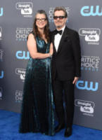 Gisele Schmidt, Gary Oldman - Santa Monica - 11-01-2018 - Critics' Choice Awards: sul red carpet si rivedono... i colori!