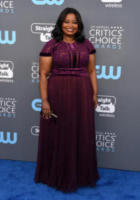 Octavia Spencer - Santa Monica - 11-01-2018 - Critics' Choice Awards: sul red carpet si rivedono... i colori!