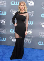 Carrie Keagan - Santa Monica - 11-01-2018 - Critics' Choice Awards: sul red carpet si rivedono... i colori!