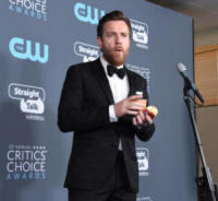 Ewan McGregor - Santa Monica - 11-01-2018 - Critics' Choice Awards: trionfa The Shape of Water