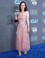 Rachel Brosnahan - Santa Monica - 11-01-2018 - Critics' Choice Awards: trionfa The Shape of Water
