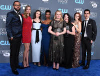 cast The Handmaid's Tale - Santa Monica - 11-01-2018 - Critics' Choice Awards: trionfa The Shape of Water