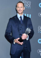 Alexander Skarsgard - Santa Monica - 11-01-2018 - Critics' Choice Awards: trionfa The Shape of Water