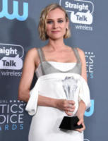Diane Kruger - Santa Monica - 11-01-2018 - Critics' Choice Awards: trionfa The Shape of Water