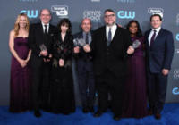 The shape Of Water, cast The Shape of Water, Guillermo del Toro - Hollywood - 05-03-2018 - Oscar 2018: The Shape of Water è il Miglior Film