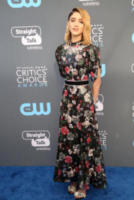 Natalia Dyer - Los Angeles - 11-01-2018 - Critics' Choice Awards: sul red carpet si rivedono... i colori!