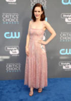 Rachel Brosnahan - Los Angeles - 11-01-2018 - Critics' Choice Awards: sul red carpet si rivedono... i colori!