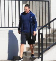 Christian Bale - Brentwood - 11-01-2018 - Christian Bale sovrappeso: in versione maxi per Backseat