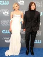 Norman Reedus, Diane Kruger - Los Angeles - 11-01-2018 - Critics' Choice Awards: sul red carpet si rivedono... i colori!