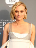Diane Kruger - Los Angeles - 11-01-2018 - Critics' Choice Awards: sul red carpet si rivedono... i colori!