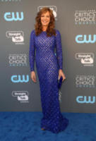 Allison Janney - Los Angeles - 11-01-2018 - Critics' Choice Awards: sul red carpet si rivedono... i colori!