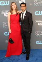 Emily V. Gordon, Kumail Nanjiani - Los Angeles - 11-01-2018 - Critics' Choice Awards: sul red carpet si rivedono... i colori!