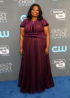 Octavia Spencer - Los Angeles - 11-01-2018 - Critics' Choice Awards: sul red carpet si rivedono... i colori!