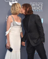 Norman Reedus, Diane Kruger - Santa Monica - 11-01-2018 - Critics' Choice Awards: sul red carpet si rivedono... i colori!