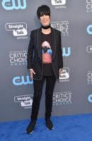 Diane Warren - Santa Monica - 11-01-2018 - Critics' Choice Awards: sul red carpet si rivedono... i colori!