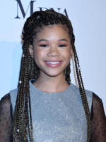 Storm Reid - West Hollywood - 11-01-2018 - Heidi Klum, dama d'argento ai Marie Claire Image Makers Awards