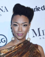 Sonequa Martin Green - West Hollywood - 11-01-2018 - Heidi Klum, dama d'argento ai Marie Claire Image Makers Awards