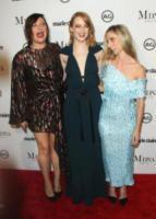 Rachel Goodwin, Mara Roszak, Emma Stone - Los Angeles - 11-01-2018 - Heidi Klum, dama d'argento ai Marie Claire Image Makers Awards