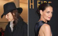 Katie Holmes - 12-01-2018 - Prima e dopo: il miracolo del make up!