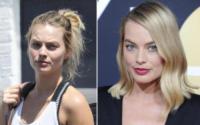 Margot Robbie - 12-01-2018 - Prima e dopo: il miracolo del make up!