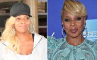 Mary J. Blige - 12-01-2018 - Prima e dopo: il miracolo del make up!
