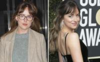 Dakota Johnson - 12-01-2018 - Prima e dopo: il miracolo del make up!
