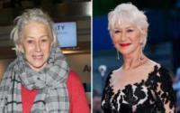Helen Mirren - 12-01-2018 - Prima e dopo: il miracolo del make up!