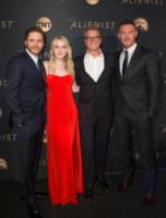 Luke Evans, Daniel Bruhl, Dakota Fanning - Los Angeles - 11-01-2018 - The Alienist, la svolta no bra di Dakota Fanning alla première