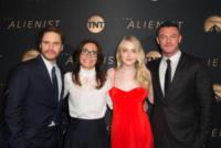 Sarah Aubrey, Luke Evans, Daniel Bruhl, Dakota Fanning - Los Angeles - 11-01-2018 - The Alienist, la svolta no bra di Dakota Fanning alla première
