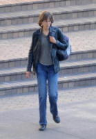 Nicole Kidman - Los Angeles - 13-01-2018 - Nicole Kidman irriconoscibile sul set di Destroyer