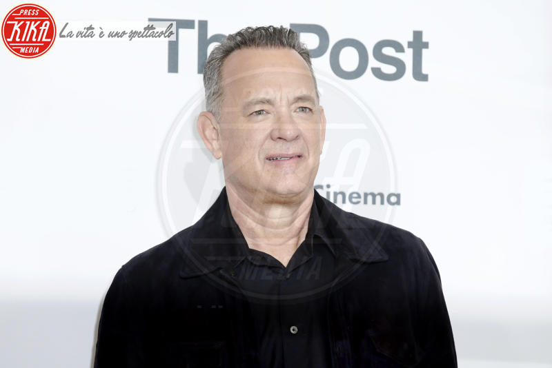 Tom Hanks - Milano - 15-01-2018 - Tom Hanks, ecco quale sarà il suo prossimo ruolo