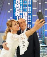 Barbara D'Urso, Silvio Berlusconi - 15-01-2018 - La prima volta di Di Battista da Barbara D'Urso