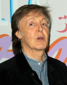 Paul McCartney - Pasadena - 16-01-2018 - Katy Perry, una signora in rosso al defilé di Stella McCartney