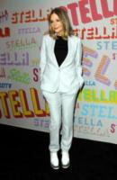 Peggy Lipton - Pasadena - 16-01-2018 - Katy Perry, una signora in rosso al defilé di Stella McCartney