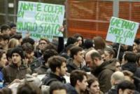 Protesta per Gaetano e Arturo - Napoli - 17-01-2018 - Napoli sfila contro le baby gang in onore di Gaetano e Arturo