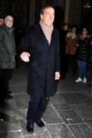 Giuseppe Sala - Milano - 20-01-2018 - Carlo Cracco sposa Rosa Fanti (e il bodyguard le rompe l'abito)