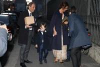 Ospiti - Milano - 20-01-2018 - Carlo Cracco sposa Rosa Fanti (e il bodyguard le rompe l'abito)