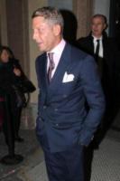 Lapo Elkann - Milano - 20-01-2018 - Carlo Cracco sposa Rosa Fanti (e il bodyguard le rompe l'abito)