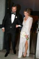 Rosa Fanti, Carlo Cracco - Milano - 20-01-2018 - Carlo Cracco sposa Rosa Fanti (e il bodyguard le rompe l'abito)
