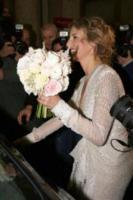 Rosa Fanti - Milano - 20-01-2018 - Carlo Cracco sposa Rosa Fanti (e il bodyguard le rompe l'abito)