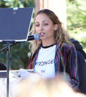 Nicole Richie - Los Angeles - 20-01-2018 - Time's Up: dal tappeto rosso alle strade d'America