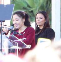 Eva Longoria - Los Angeles - 20-01-2018 - Time's Up: dal tappeto rosso alle strade d'America